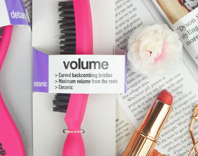 Scünci Hair Styling Brushes Review Lovelaughslipstick Blog