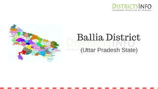 Ballia district