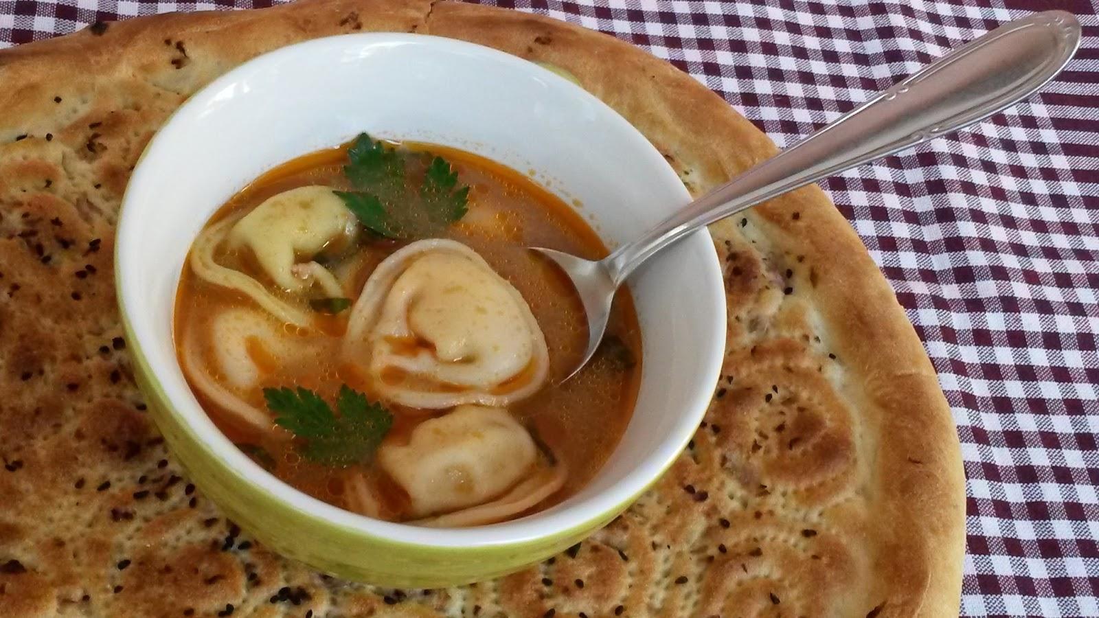 Serinleten sebze çorbası