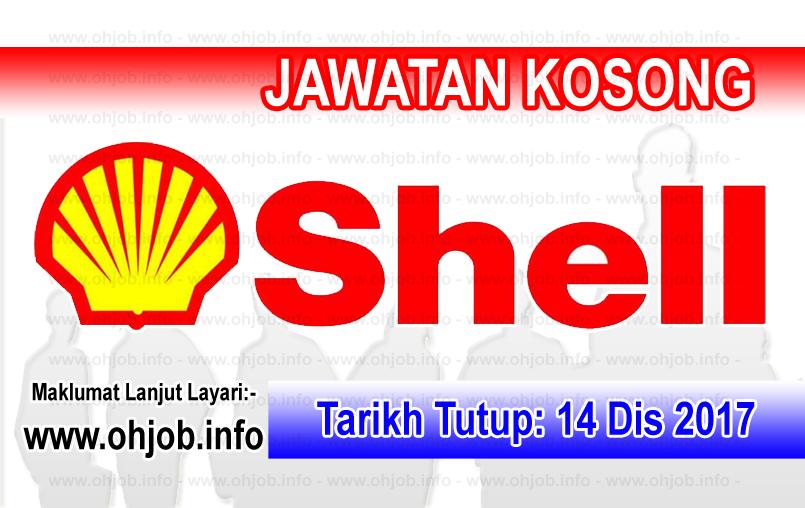 Jawatan Kerja Kosong Shell Business Service Centre logo www.ohjob.info disember 2017