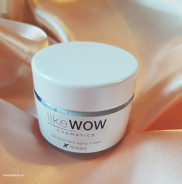 likeWOW - 24 hours anti-aging cream / x-linked