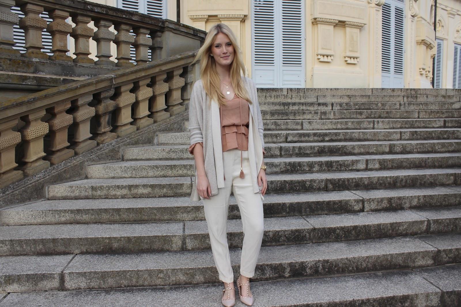Schloss Solitude Stuttgart Fashion Blogger Cecil