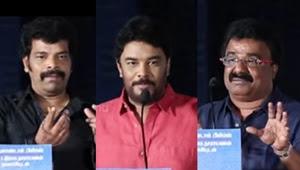 Celebrities at Muthina Kathirikai Movie Audio Launch