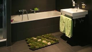 Alfombras antideslizantes de baño