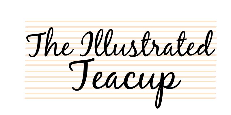 Illustrated Teacup
