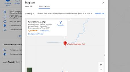 Cara Memasang Google Maps di Blog AMP HTML Terbaru