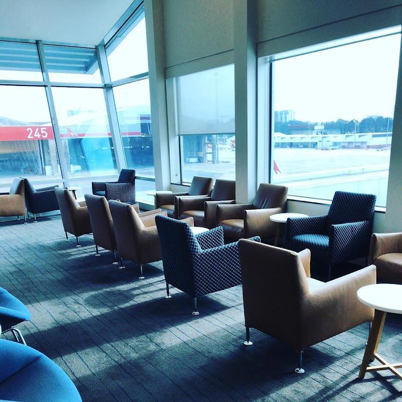 カンタス航空国内線ビジネス(シドニー国際空港) | 訪問メモ