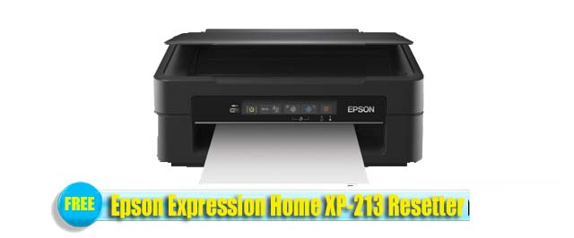 Epson XP-213 Adjustment Program