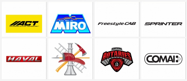 95 Contoh Logo Keren Perusahaan Otomotif Dunia Koleksi Terbaru Admin