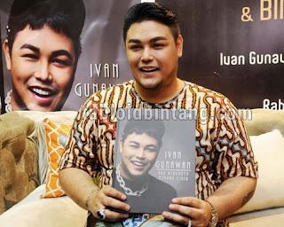 Biodata Aktor Ivan Gunawan Terbaru dan Terlengkap