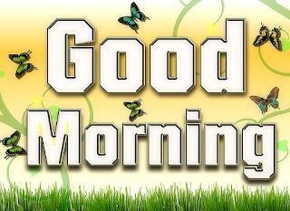 Good morning SMS in Hindi and English.