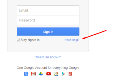 Gmail-password-recovery
