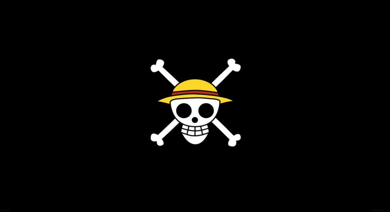 One Piece Logo Wallpaper Wallpapers Supreme