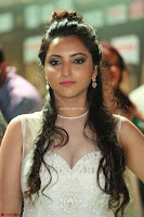Meghana Gaur in a Deep Neck Sleeveless White Gown at IIFA Utsavam Awards 030.JPG