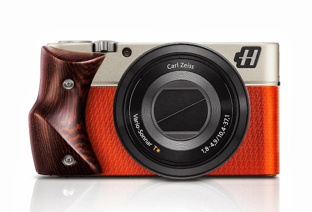 hasselblad stellar limited edition orange