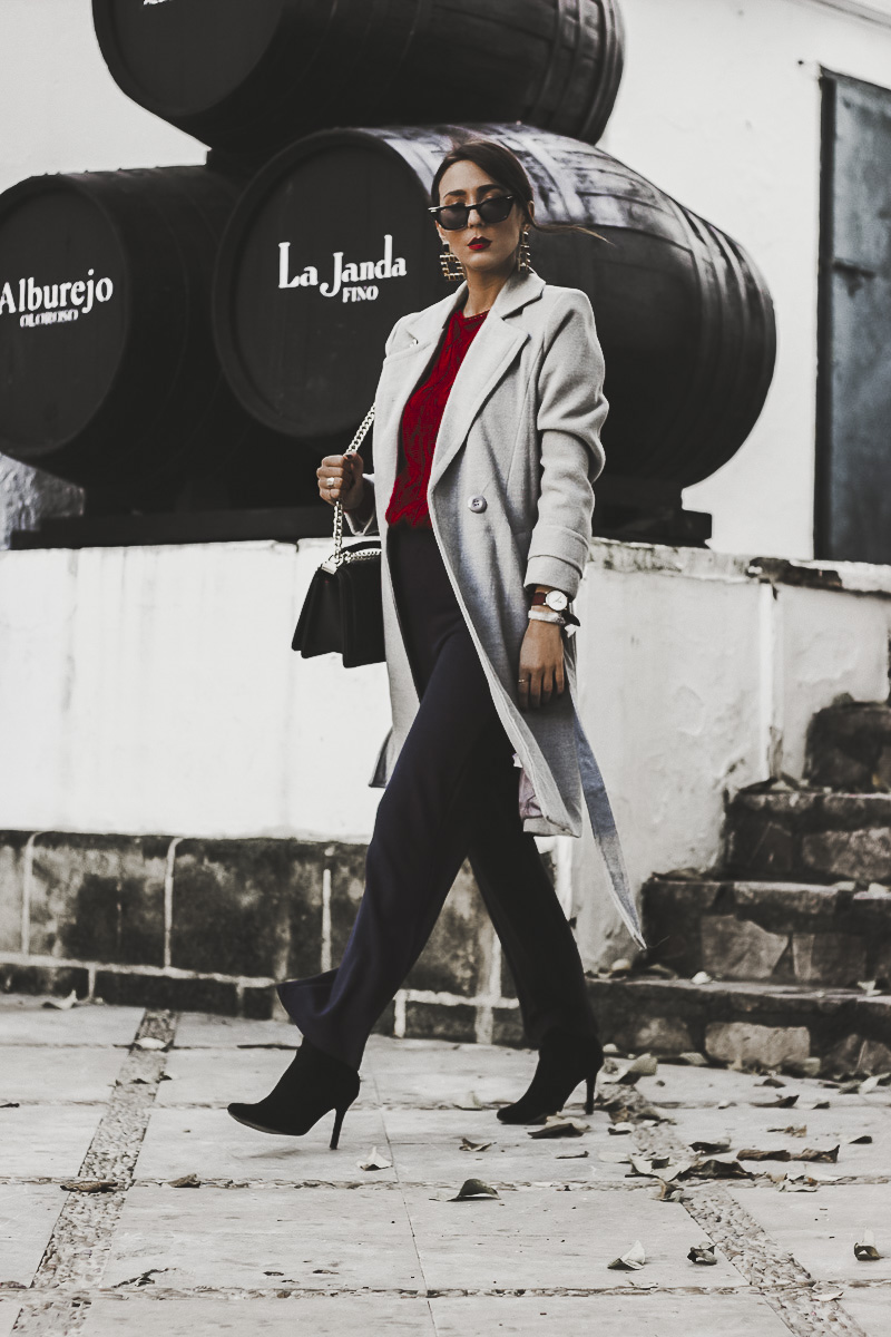 elegant outfit- total look armonias