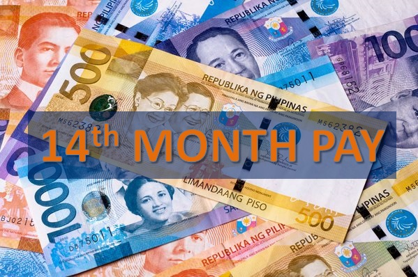 14th month bonus set to be given to government employees