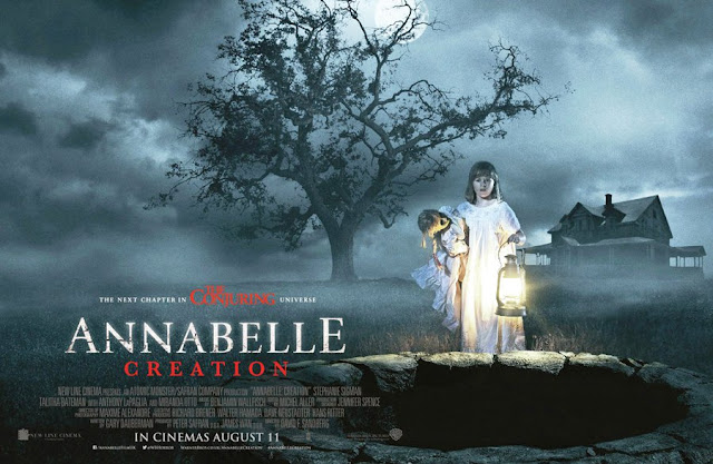Annabelle Creation 2017 Dual Audio Hindi 720p BluRay 950mb