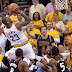 NBA playoff action : Highlights from the East and West conference finals
