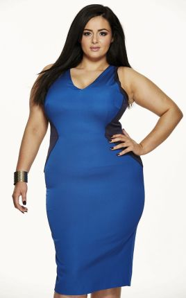 "School bullies called me ""fatty"", ""man-beast"", and ""whale""...now I'm a top supermodel -Sophia Adams"