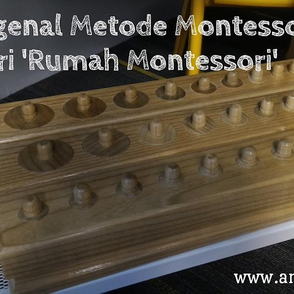 Mengenal Metode Montessori