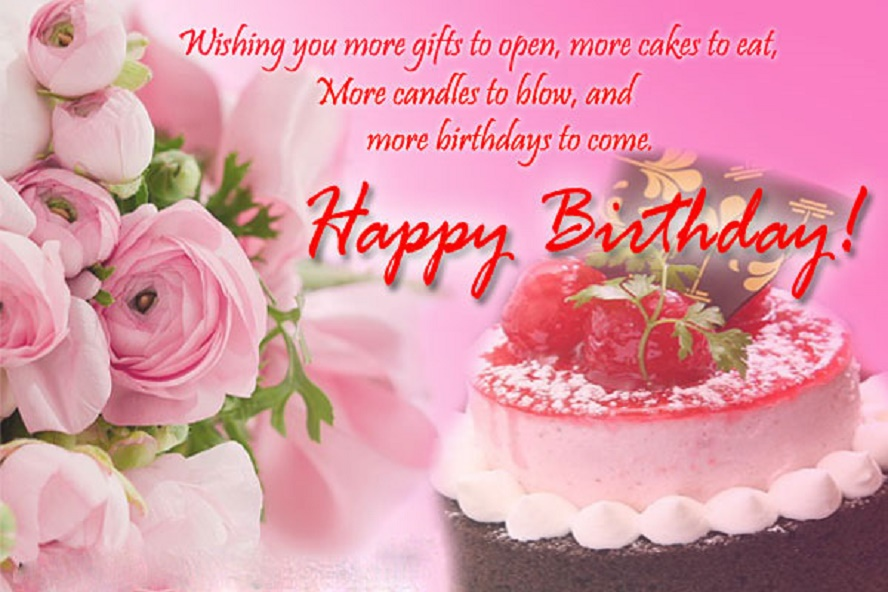 Happy Birthday Message Good Friend ~ Special happy birthday wishes quotes and images all update here