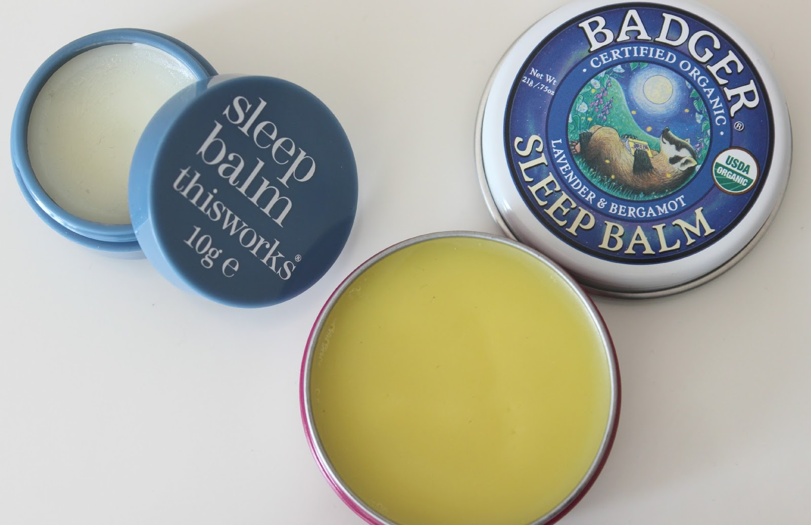 A picture of this works Sleep Balm and Badger Balms Sleep Balm