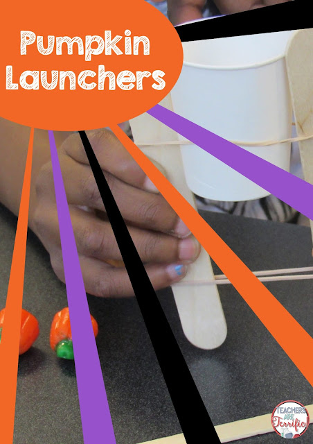 STEM: Check this blog post for more about Pumpkin Launchers, Haunted House Mazes, and Pumpkin Elevators!