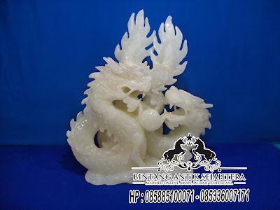 Patung Naga Marmer, Pengrajin Patung Marmer, Contoh Patung Naga Marmer