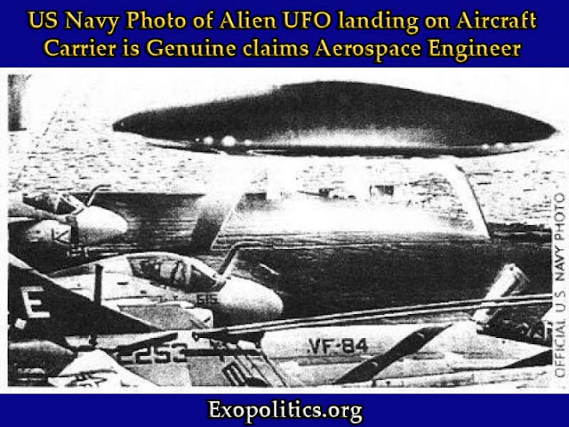 Retired Aerospace Engineer Claims Photo of UFO is Real