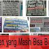 Judul Koran yang (Masih) Bisa Bikin Ngakak