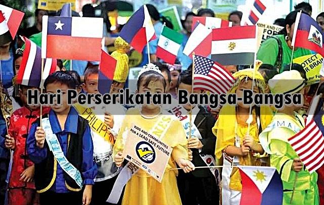Asal Mula Hari PBB ( Perserikatan Bangsa-Bangsa )