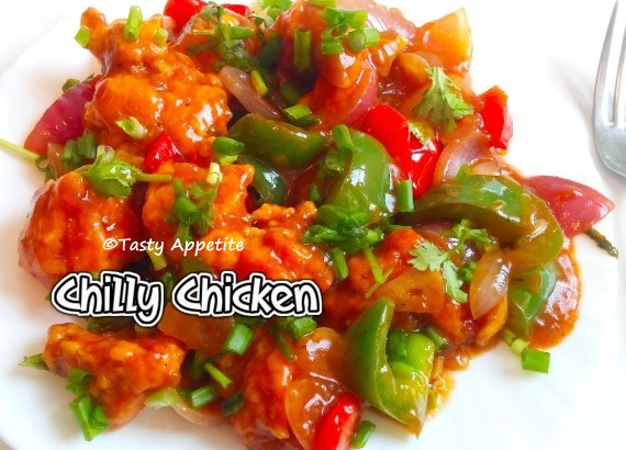 spicy chilli chicken