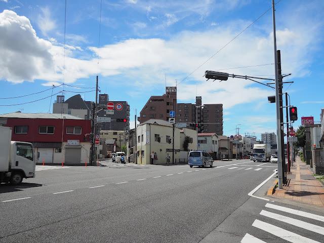 鶴見 旧東海道 第一京浜
