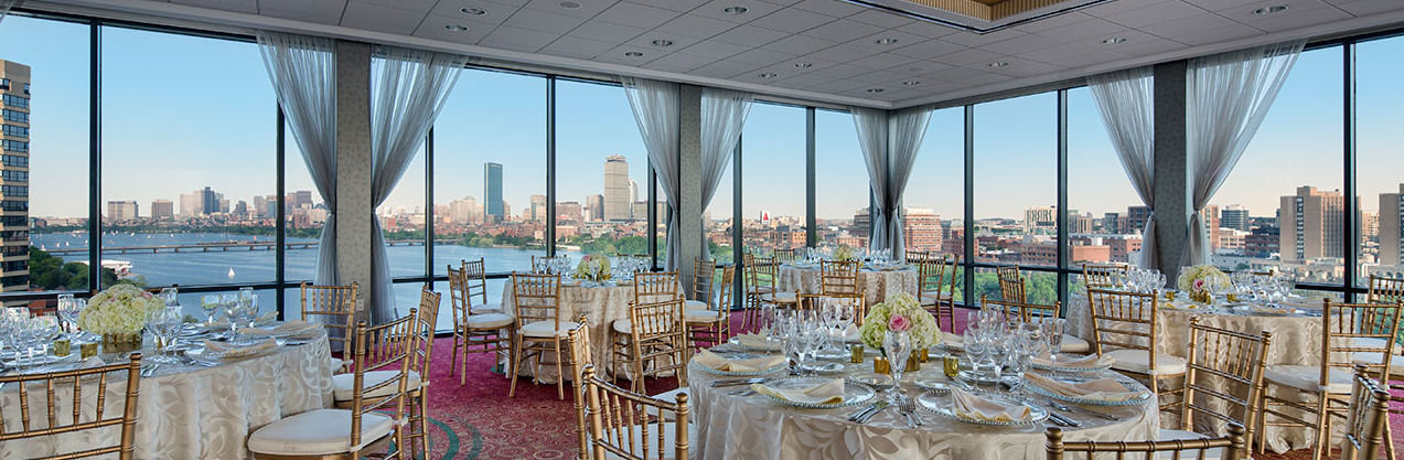 Hyatt Regency Cambridge MA Wedding Venues
