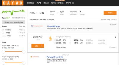 Economiser plus de 4 000 $ sur un billet d'avion en réservant avec un VPN 1