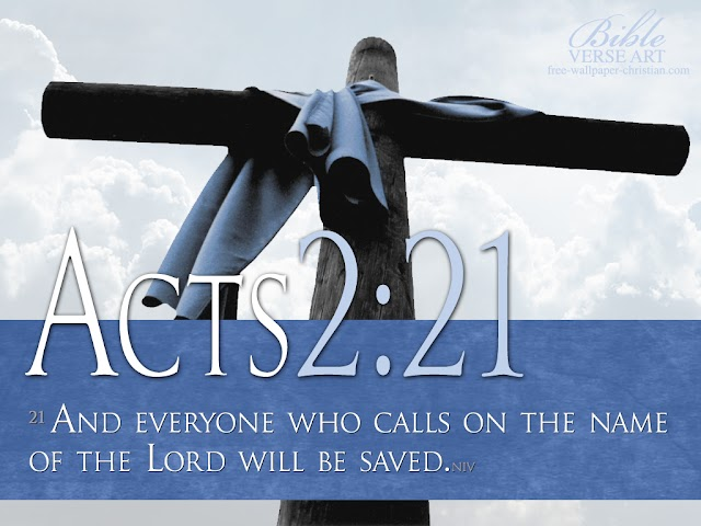 Acts Bible Verse Wallpaper