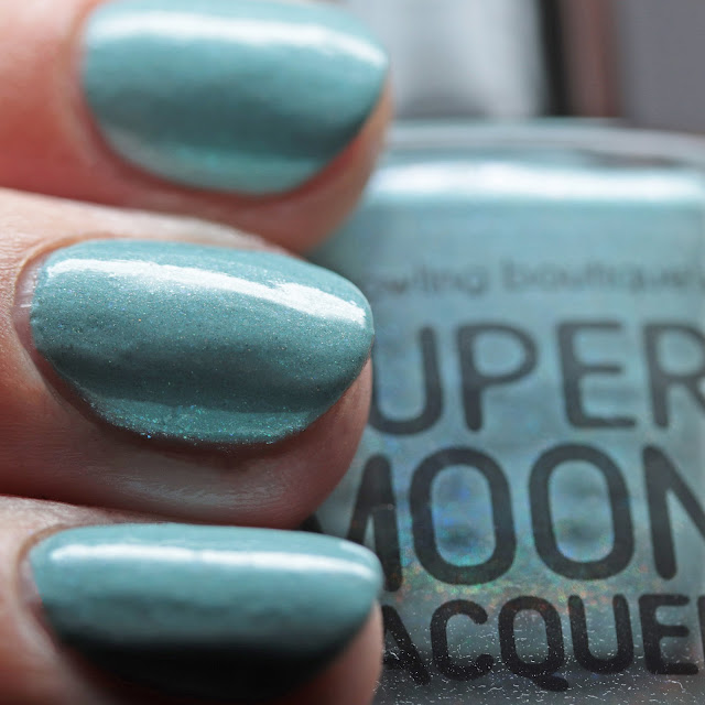 Supermoon Lacquer Never Mind
