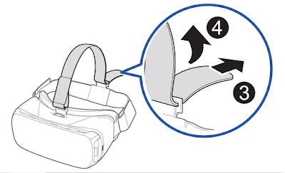Samsung Gear VR Manual Installment
