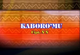 Download Lagu Toraja Kaboro'mu (Daniel Tandirogang)