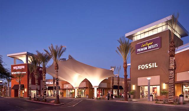 Lugares para fazer compras em Las Vegas