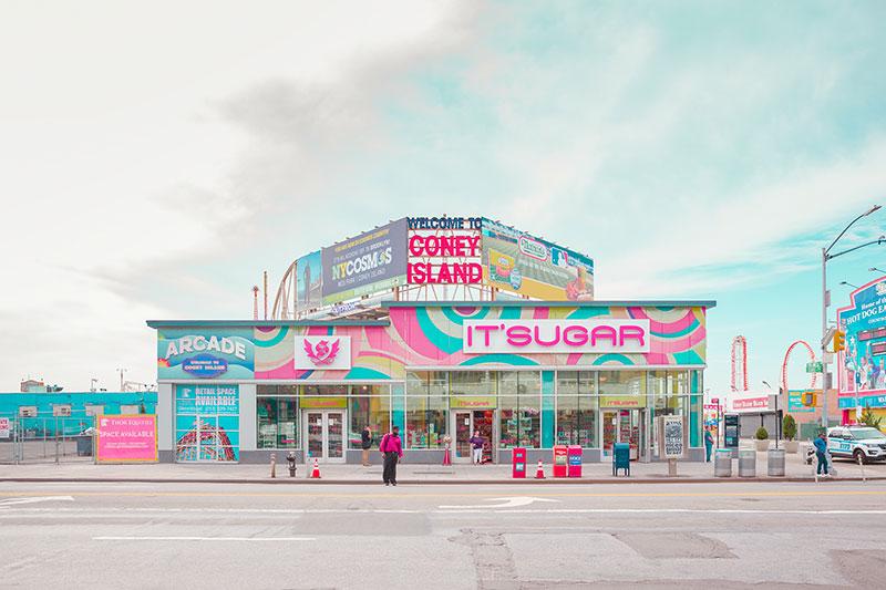 Coney Island: Photos by Salvador Cueva