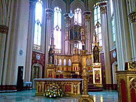 Iglesia Chiquinquira