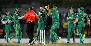 South Africa clinch T20 series