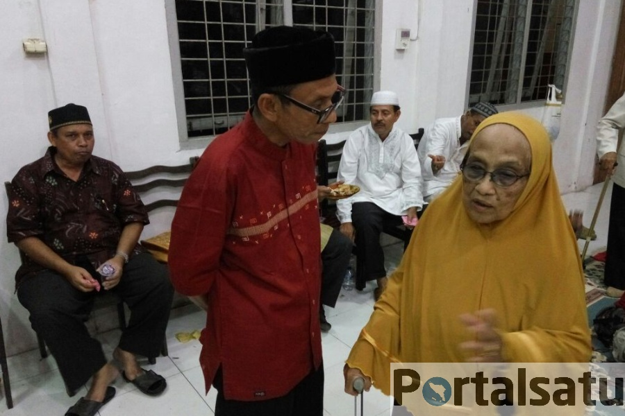 Pesan Cucu Tertua Sultan Aceh Melalui Tarmizi A Hamid