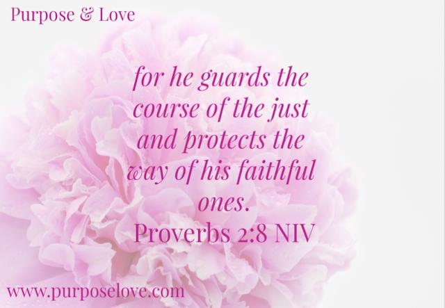 Proverbs 2:8