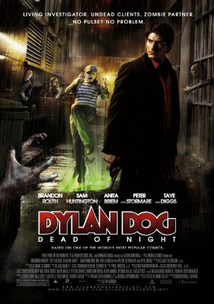 Dylan Dog Dead Of Night 2010 BRRip 350MB Hindi Dual Audio 480p ESub ESub Watch Online Full Movie Download bolly4u
