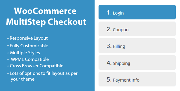 WooCommerce MultiStep Checkout Wizard v2.9.2