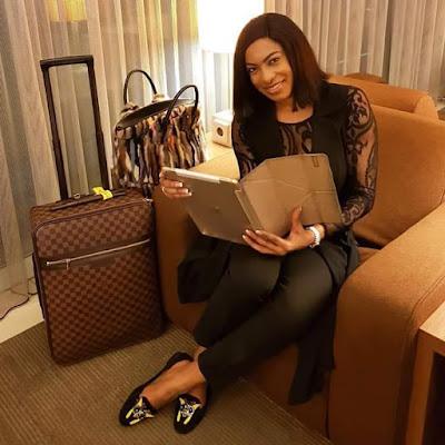 Photos: Chika Ike attends Harvard business school