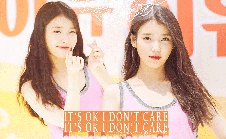 It's Don't care